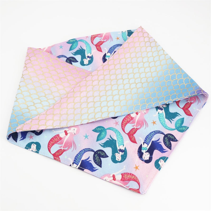 LUXE Oh Wonder Reversible Bandana Set | 2 Pack - Playful Pooch Boutique - Online Dog Pet Store
