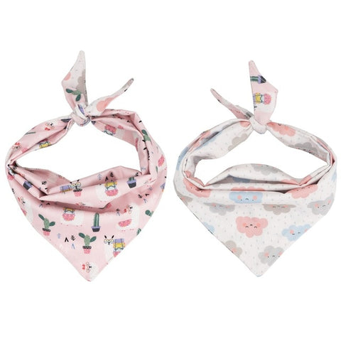 LUXE Bubbly Bear Bandana