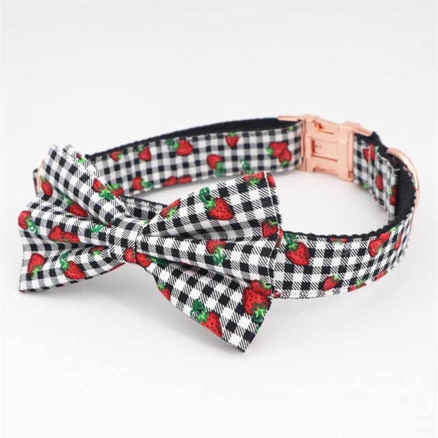 LUXE Strawberry Fields Design | Bowtie