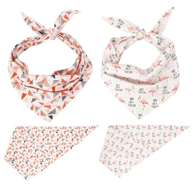 LUXE Flockstar Bandana Set | 2 Pack