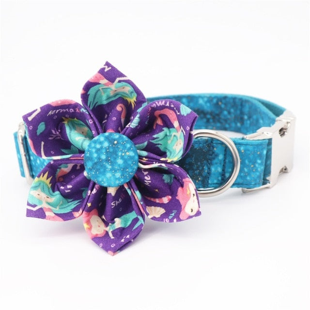 Under The Sea Design | Floral Collar