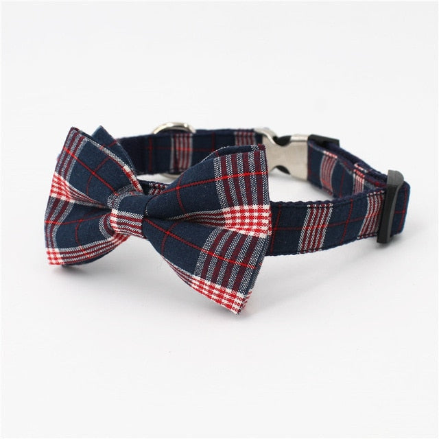 LUXE Paddy Plaid Design - Playful Pooch Boutique - Online Dog Pet Store