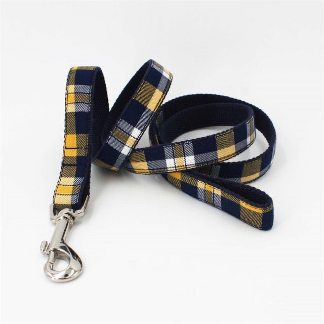 LUXE Pax Plaid Design - Playful Pooch Boutique - Online Dog Pet Store