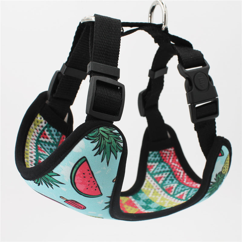 LUXE Sweet Sky Reversible Harness - Playful Pooch Boutique - Online Dog Pet Store