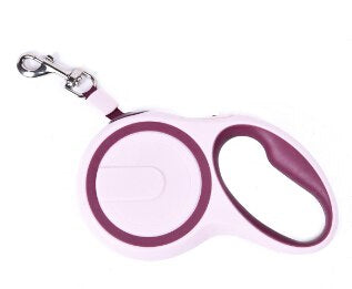 Rosie Retractable Lead | 3 Colors - Playful Pooch Boutique - Online Dog Pet Store