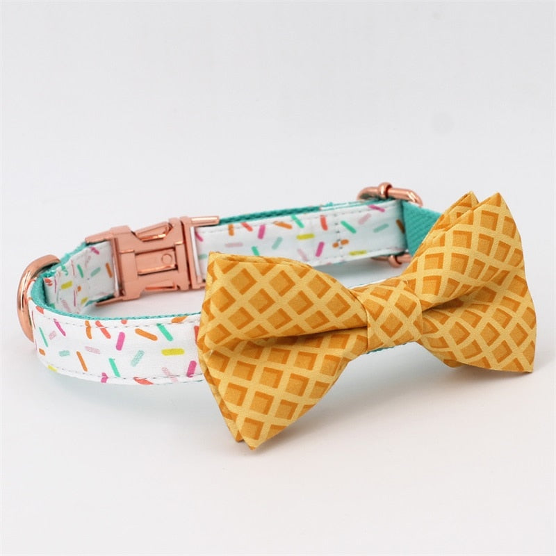 LUXE Sprinkles & Cream Design - Playful Pooch Boutique - Online Dog Pet Store