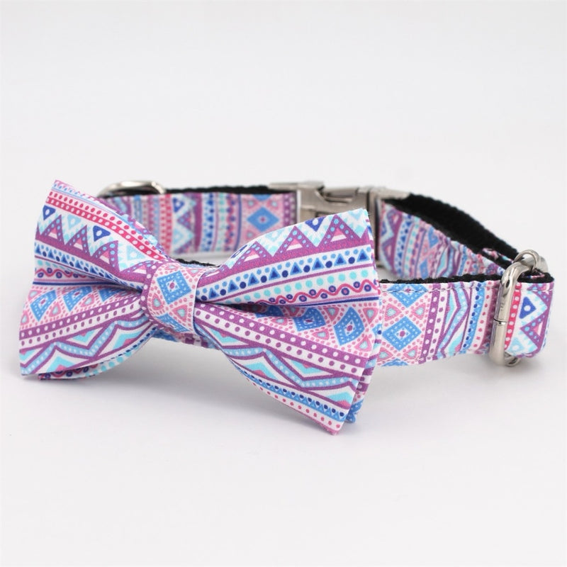 LUXE Ally Aztec Design - Playful Pooch Boutique - Online Dog Pet Store
