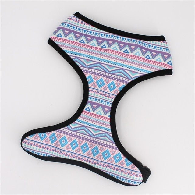 LUXE Ally Aztec Harness - Playful Pooch Boutique - Online Dog Pet Store