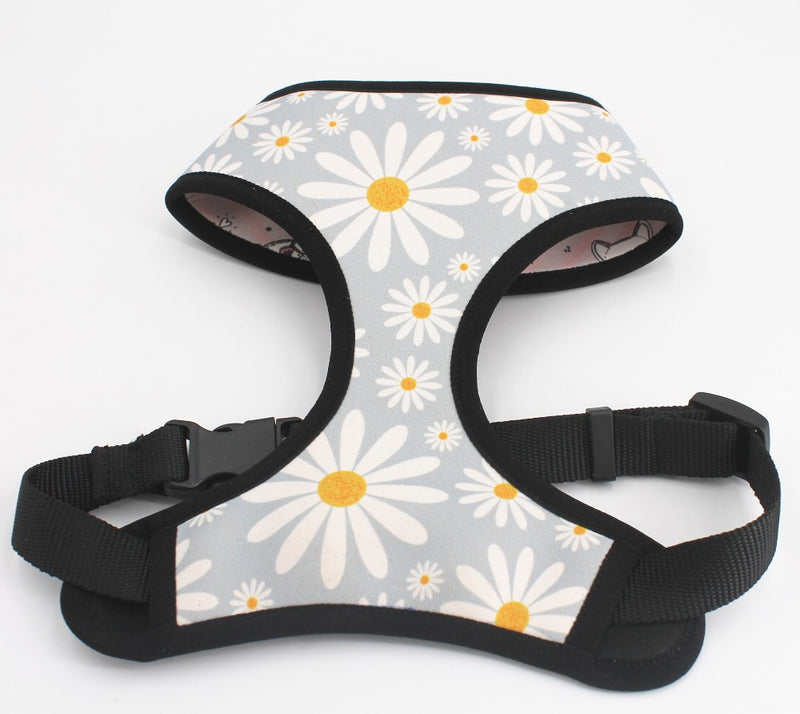 LUXE Funky Frenchie Reversible Harness - Playful Pooch Boutique - Online Dog Pet Store