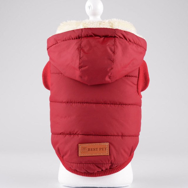 Harvey Hooded Jacket | 2 Colors - Playful Pooch Boutique - Online Dog Pet Store