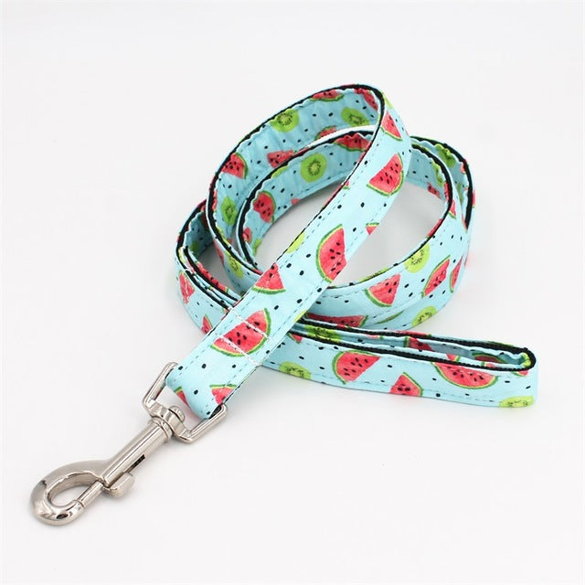 LUXE Summer Fruits Design - Playful Pooch Boutique - Online Dog Pet Store