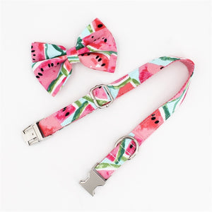 LUXE Posie Pink Design - Playful Pooch Boutique - Online Dog Pet Store