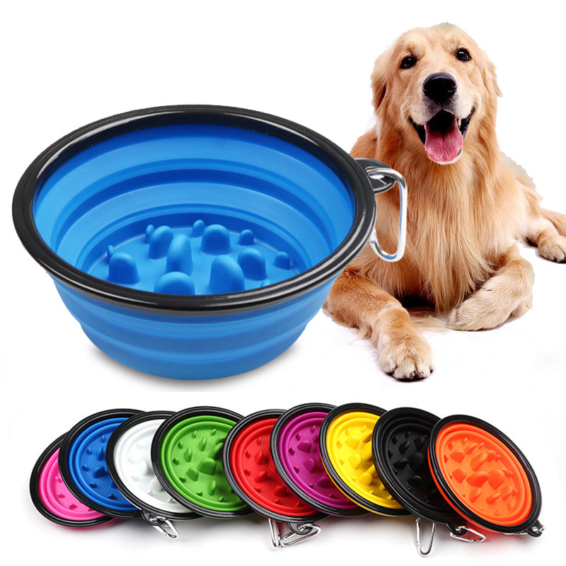Coco Collapsible Bowl | 9 Colors - Playful Pooch Boutique - Online Dog Pet Store