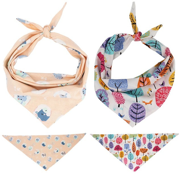 LUXE Great Outdoors Bandana Set | 2 Pack - Playful Pooch Boutique - Online Dog Pet Store