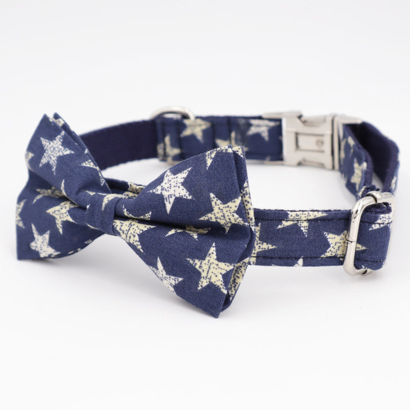 LUXE Starry Night Design - Playful Pooch Boutique - Online Dog Pet Store