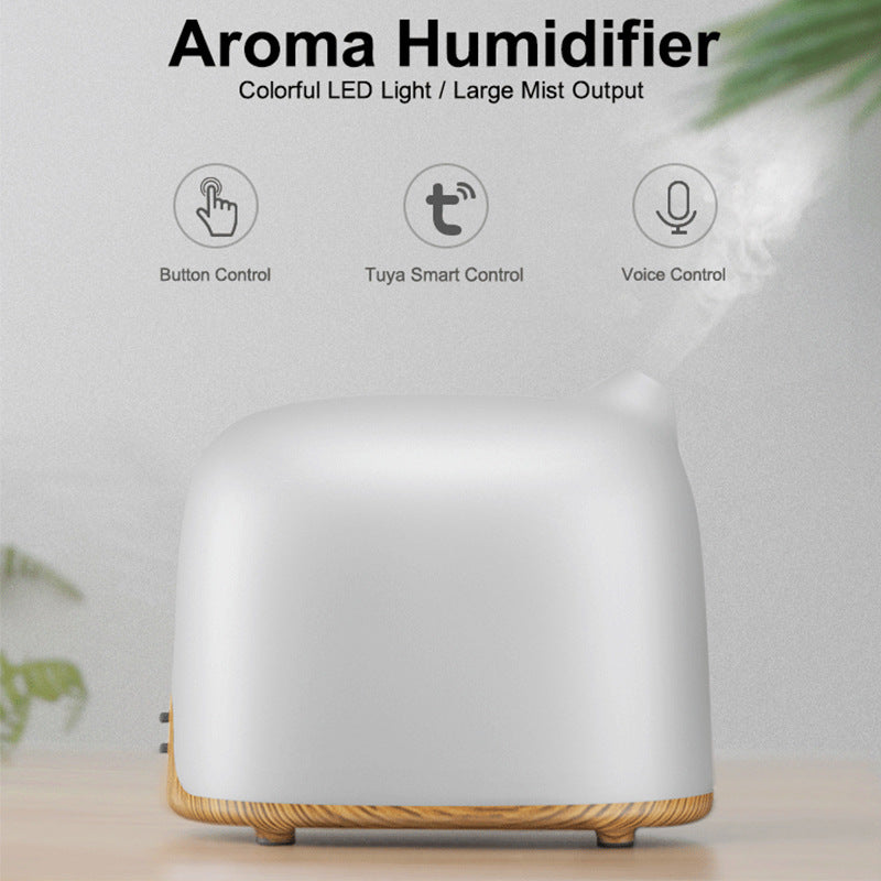 Ultrasonic WiFi Smart Aroma Humidifier