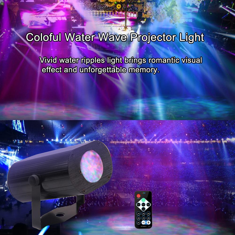 Remote Water Wave Effect Ripple LED – LEDPAT