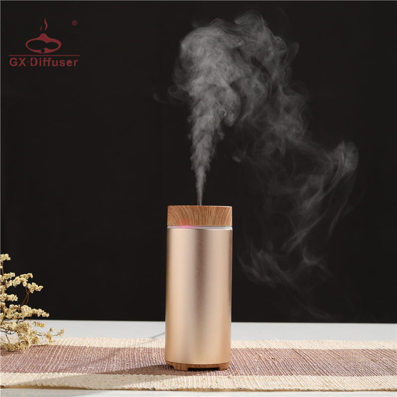 Mini USB 150ML Portable Aromatherapy Essential Oil Diffuser Air Humidifier