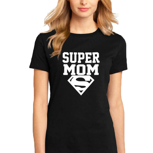New 2018 SUPER MOM Women's T Shirt