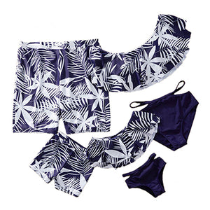 Family Matching Swimwear