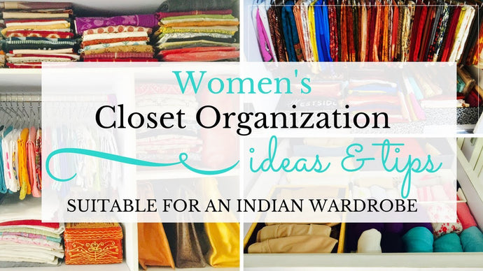 In this video, I have shared a few tips on how you can utilise the space available in your closet to organize Indian wear like salwar sets, kurtas, dupattas and ...