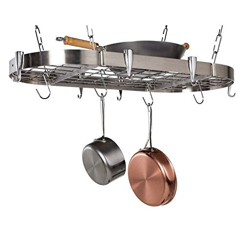 Best Stainless Steel Pot Rack out of top 18