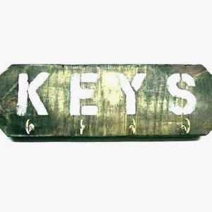Beautiful Concept Key Rack For Wall