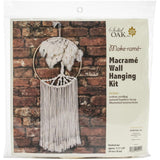 Macrame........ Wall Hanger Kit - Palm Tree