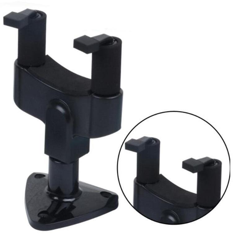 1pc Guitar Hanger Metal Durable Rack Guitar Holder Hook Bracket for Guitar Bass Ukulele Display