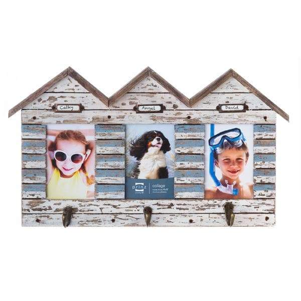 Cottage Cove Collage 3 Picture Frame