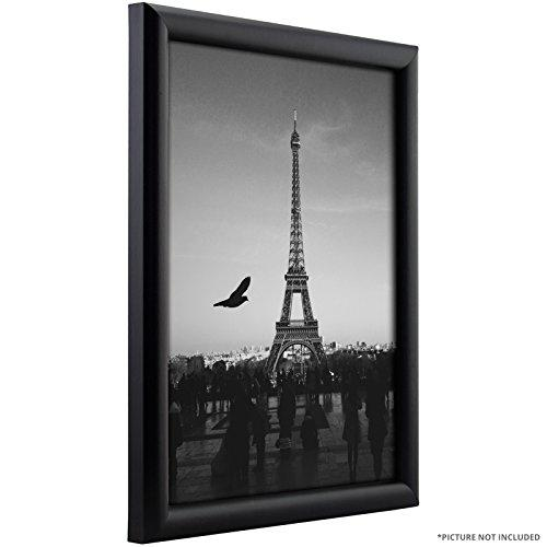 0.76 Wide Smooth Picture Frame Size: 4 X 6
