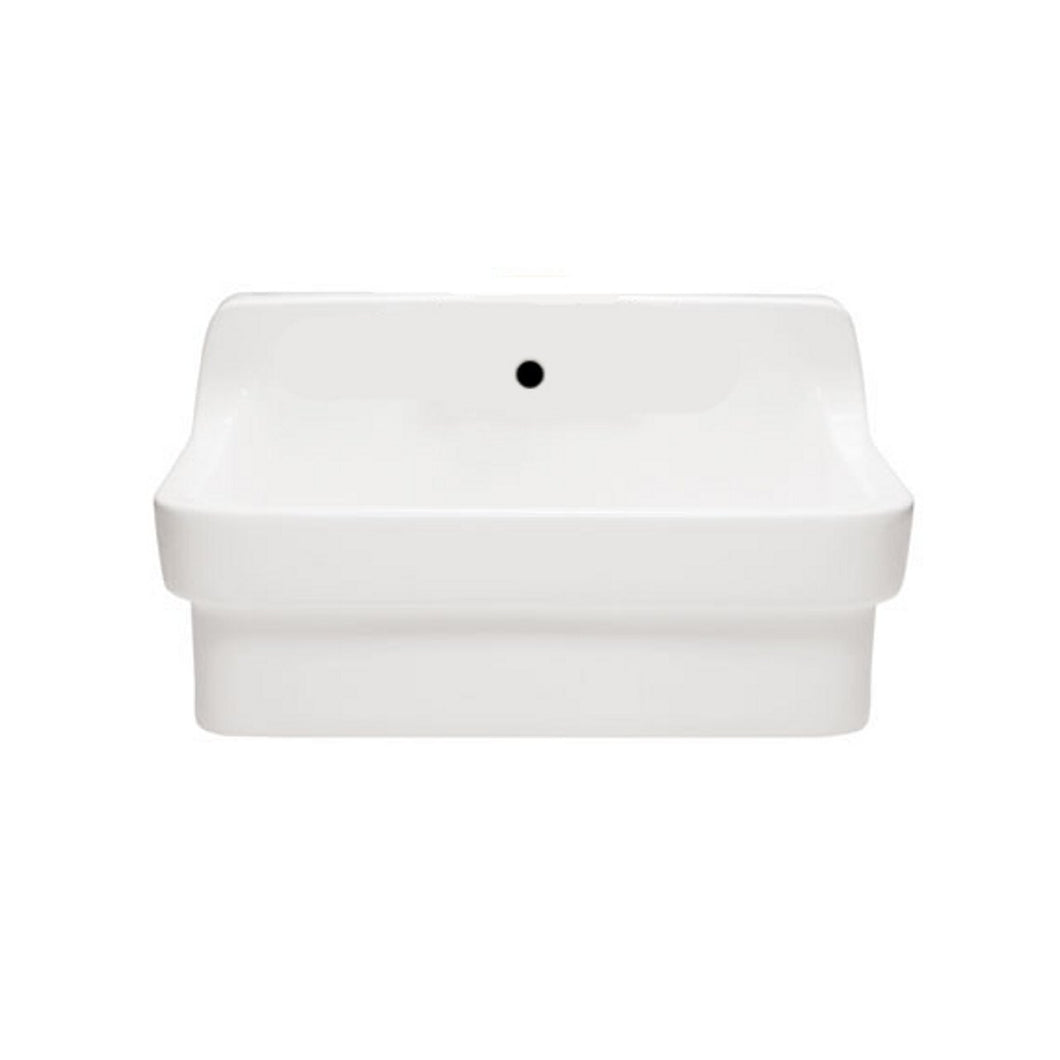 American Standard 9061.250.020 All Purpose Bathroom Sink, White