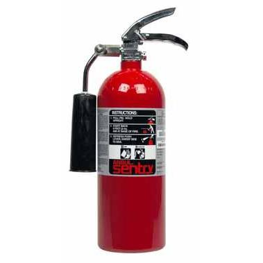 Ansul Cd05A-Ul (Aluminum) Carbon Dioxide Extinguisher - 431553