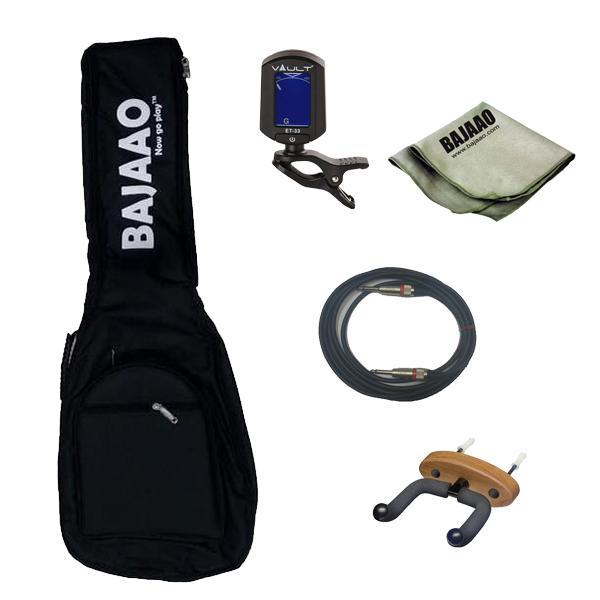Bajaao Electric Guitar Accessory Deluxe Bundle