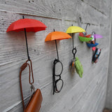 Simple life 3 piece/lot Organizer wall hanger multicolor hooks for bathroom bathrobe coat hooks home decor bathroom accessories