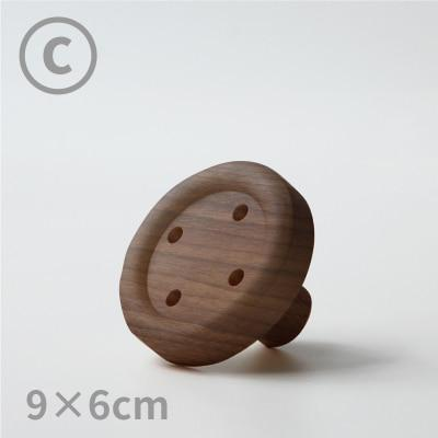 Wood Robe Hooks Home Decor Knobs Wall Hanger