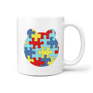 Autism Awareness Ceramic Mug