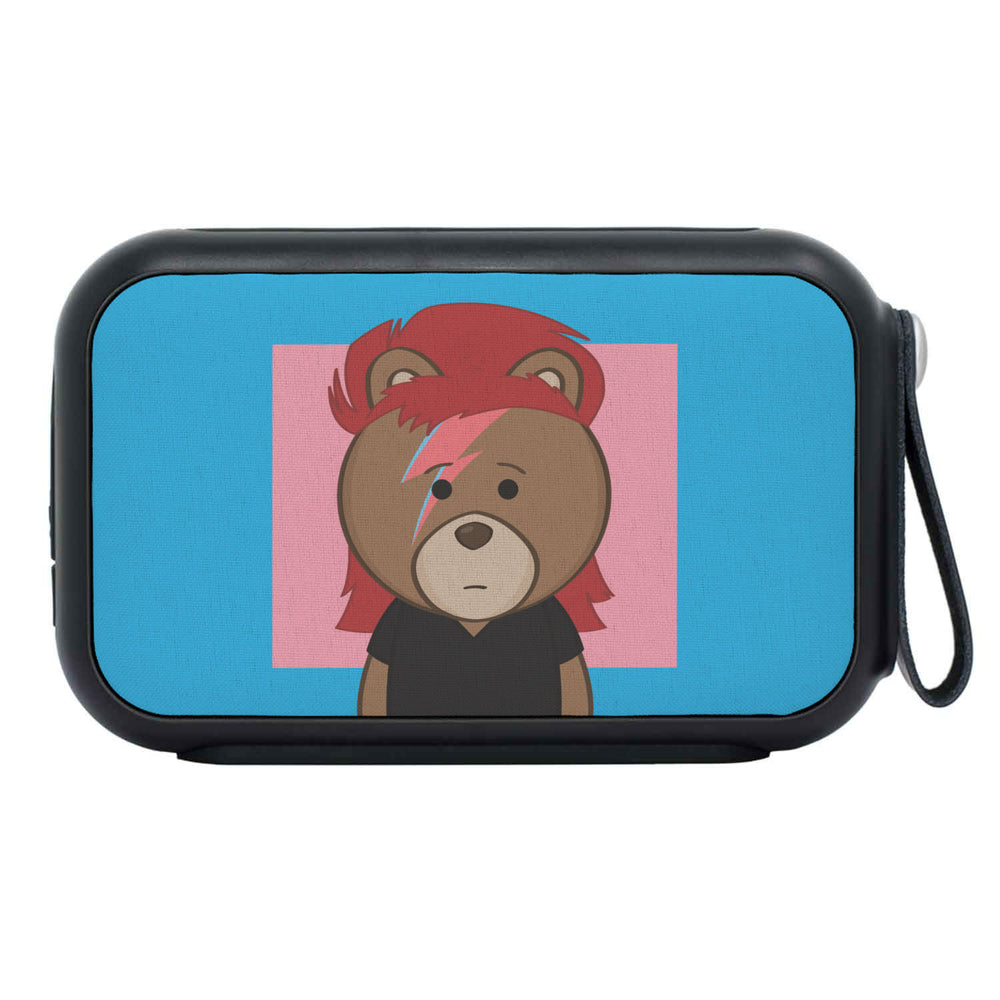 "David ""Bearwie"" Bluetooth Speaker"