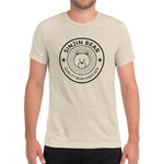 Men's Printed Vintage Quality Bear T-Shirt