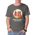 Men's Printed Boxing Therapy T-Shirt