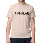 Men's Printed Popular T-Shirt
