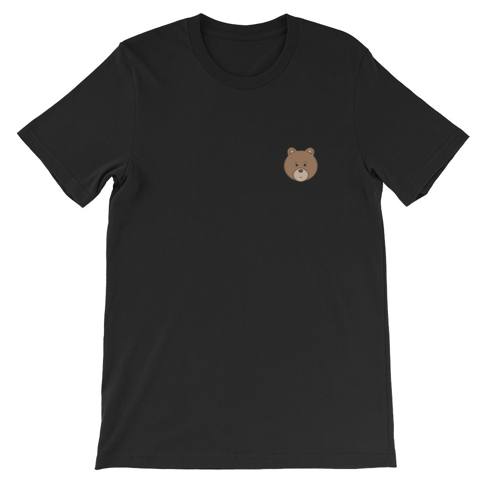Men's Tiny Bear Head T-Shirt