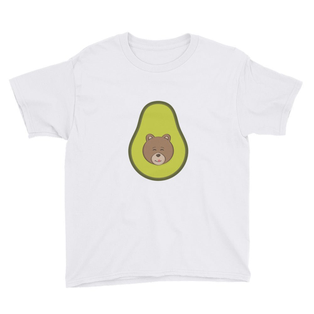 Boy's Printed Avo-Bear T-Shirt