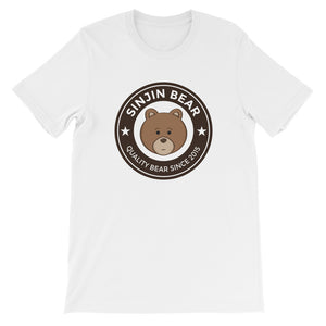 Women's Printed Quality Bear Relaxed Fit T-Shirt
