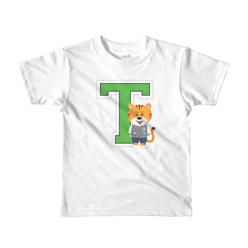 Boy's 2-6 Years Printed T College T-Shirt
