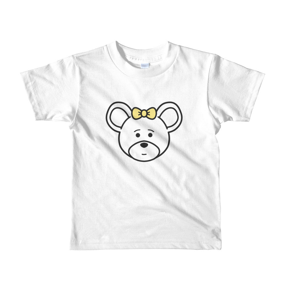 b87ab2bf Girl's Kids (2-6 Years) Printed Mouse T-Shirt – Sinjin and Friends
