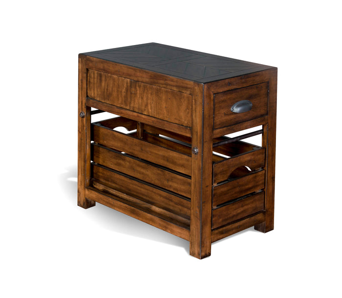 Canyon Creek Chair Side Table