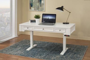 Boca 57 in. Power Lift Desk