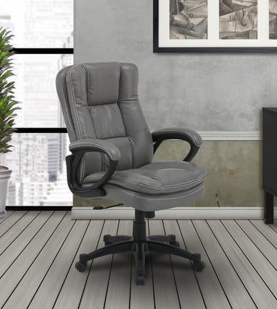 Fog Fabric Desk Chair