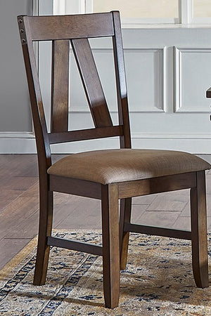 Eastwood CO Slatback UPH Chairs